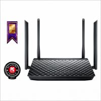 Беспроводной маршрутизатор ASUS RT-AC1200G PLUS 802.11a/b/g/n/ac/2.4-5 GHz4xLAN /1167 Mbps