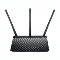 WiFi роутер (маршрутизатор) ASUS RT-AC53 802.11ac/2.4-5 GHz/1000/433 Mbps