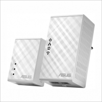 Комплект адаптеров ASUS WiFi Powerline Extender PL-N12 Kit