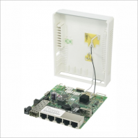 WiFi роутер MIKROTIK HAP AC RB962UiGS-5HacT2HnT