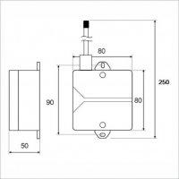 Силовой блок SR211-2k0 (уличный)-nooLite