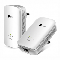 Комплект адаптеров TP-LINK TL-PA8010 KIT AV1300 Gigabit Powerline Kit