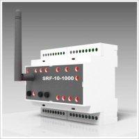 Силовой блок nooLite-F SRF-10-1000 с обратной связью 10 каналов на DIN рейку