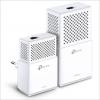 Комплект гигабитных WiFi Powerline адаптеров TP-LINK TL-WPA7510 KIT