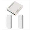Готовый комплект для склада и складских помещений до 420м - Роутер WiFi MikroTik RB951Ui-2HnD и точки доступа MikroTik RBwAP2nD