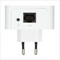 Адаптер D-Link DHP-600AV/A1A Powerline AV port 10/100/1000 Mbps