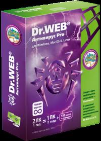 Антивирус DoctorWeb PRO