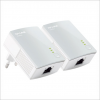 Комплект адаптеров TP-LINK TL-PA4010KIT Powerline/500 Mbps