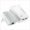 Комплект адаптеров TP-LINK TL-WPA4220KIT Wireless Powerline 802.11n/300 Mbps